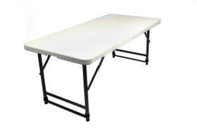 Kaufmann - Table Foldable Poly Top 120cm x 60cm