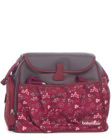 Babymoov - Style Changing Bag - Cherry