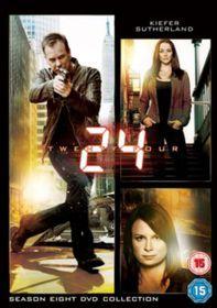 24: Season 8 - The Final Season (DVD)