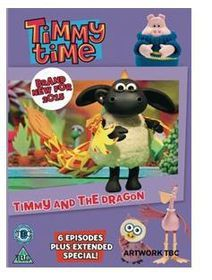 Timmy Time: Timmy and the Dragon