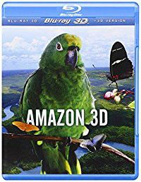 Amazon (3D Blu-ray)
