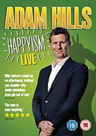 Adam Hills: Happyism (DVD)
