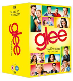Glee Seasons 1 - 6 (DVD)