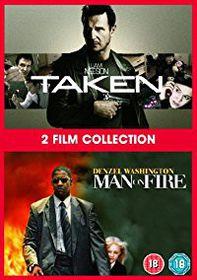 Man On Fire / Taken (DVD)