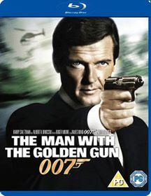 The Man With A Golden Gun (Blu-ray)