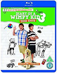 Diary of a Wimpy Kid 3 - Dog Days (DVD)