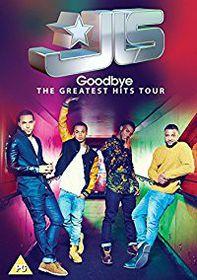 JLS Goodbye A Greatest Hits Tour (DVD)