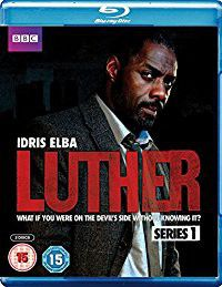 Luther: Series 1-3
