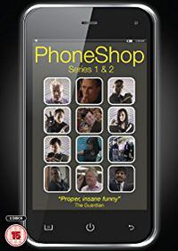 Phone Shop - Series 1 & 2 (DVD)