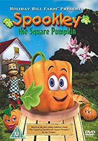 Spookley The Square Pumpkin (DVD)