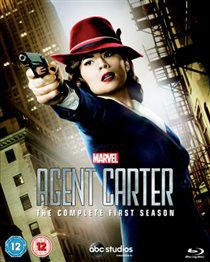 Marvel's Agent Carter: The Complete First Season (Import Blu-ray)