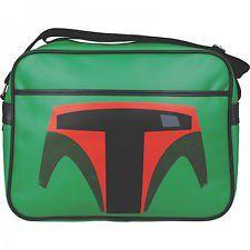 Star Wars - Boba Fett Shoulder Bag