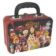 The Muppet Show Tin Tote