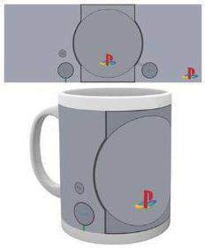 Playstation Console Mug - Boxed