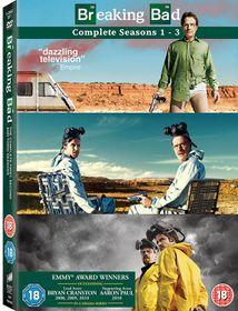 Breaking Bad: Seasons 1-3 (DVD)