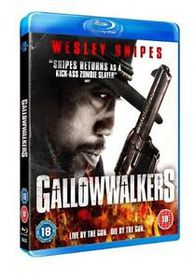 Gallowwalkers Blu Ray (Blu-ray)