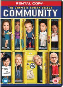 Community - Season 04 (DVD)