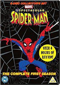Spectacular Spider-Man - Volume 1-4 (DVD)