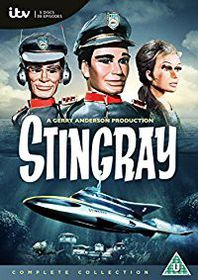 Stingray The Complete Collection (DVD)