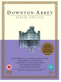 Downton Abbey: Series 1-6 (Import DVD)