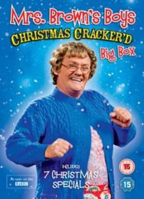 Mrs Brown's Boys: Christmas Cracker'd