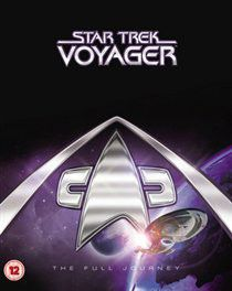 Star Trek Voyager: The Complete Collection 1 - 7 (DVD)
