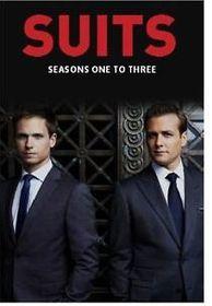 Suits: Season 1-3