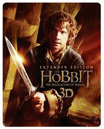 Hobbit: The Desolation of Smaug - Extended Edition (Import Blu-ray)