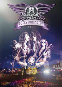 Aerosmith - Rocks Donington 2014 (DVD)