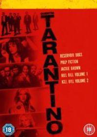 The Quentin Tarantino Collection (DVD)