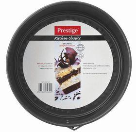 Prestige 200mm x 70mm Spring form - Black
