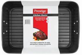Prestige Heavy Duty Roaster - Black