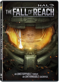Halo: The Fall Of Reach (DVD)