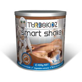 TurboKidz Milk Shake Chocolate - 400g