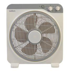 Salton 30 Centimetre Box Fan - White