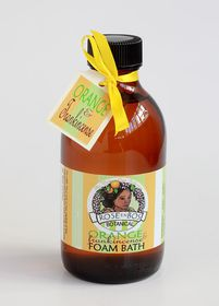 Rose N Bos Orange & Frankincense Foam Bath