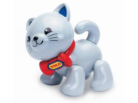 Tolo Toys - First Friends Kitten - Grey
