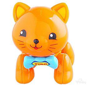 Tolo Toys - First Friends Kitten - Orange
