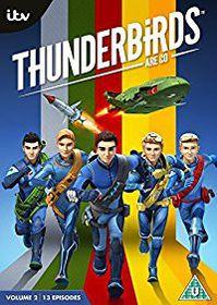 Thunderbirds Are Go Volume 2 (DVD)