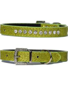 Doggie Hillfigher Candy Lime Collar - Small