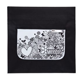 Meeco Doodle Me Chair Bag (44cm) - Junior Girls