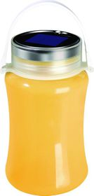 Ultra Tec - SLS Solar LED Silicone Water Proof Bottle Box - Yellow