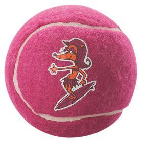 Rogz Molecule Proton Pink Tennis Ball - Large