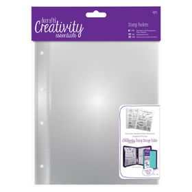 Docrafts Creativity Essentials A5 Stamp Pockets