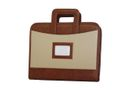 Portfolio with A4 Papers and Flexible Handles  PF011 - Brown