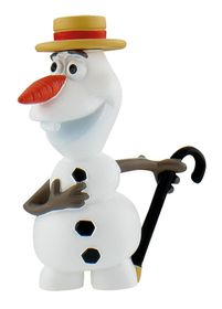 Bullyland Frozen Fever - Olaf with Hat