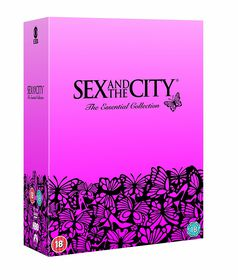 Sex and the City: The Essential Collection - Series 1-6 (DVD)