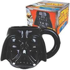 Star Wars - Darth Vader Shaped Mug