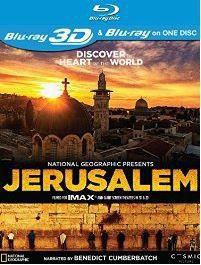 Jerusalem 3d - (Region A Import Blu-ray Disc)