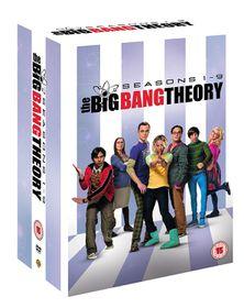 Big Bang Theory Series 1-9 (DVD)